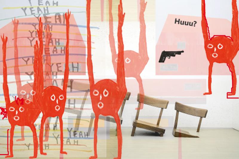 lisa weissgerber kommando affe loco a go go. Black Bedroom Furniture Sets. Home Design Ideas