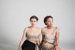 Modebachelorarbeit von Maris Dornia_Franziska Damm und Julia Bayer