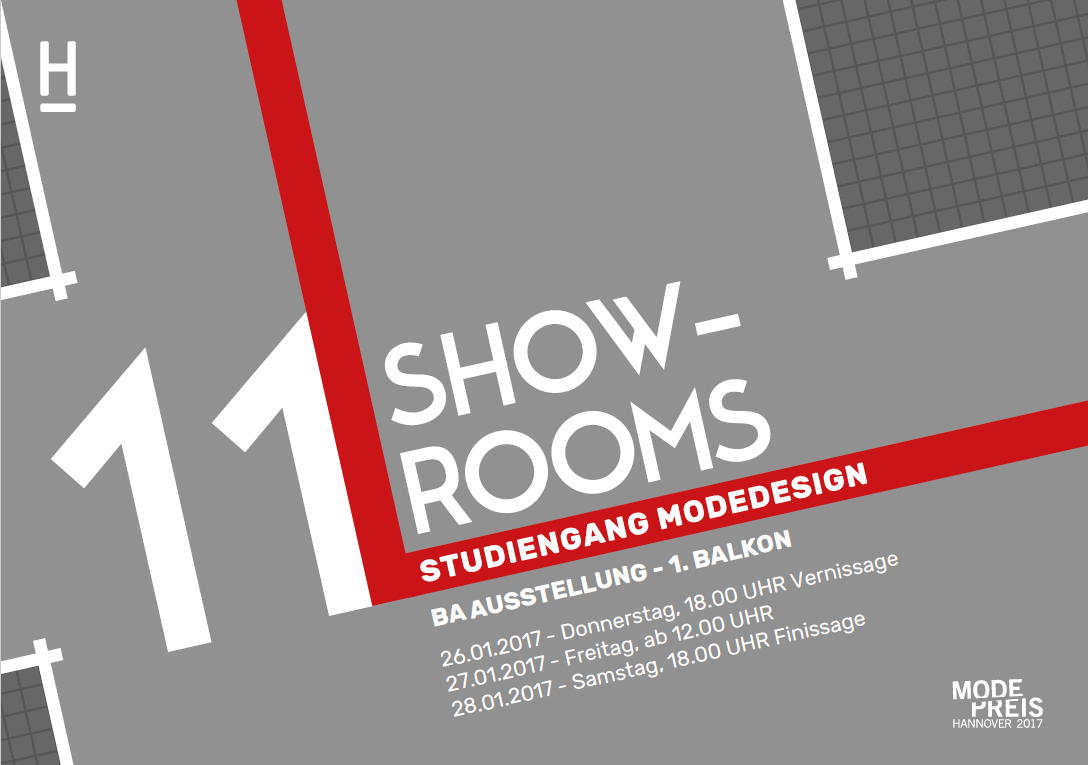 11 SHOW-ROOMS